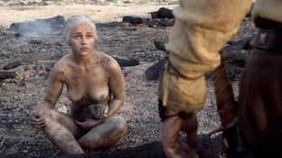 Emilia Clarke Nudes and Bare in Intercourse Episodes -..