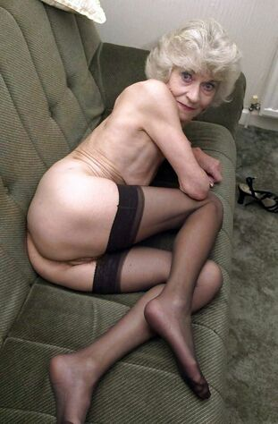 Fully nude grandmas at home photos
