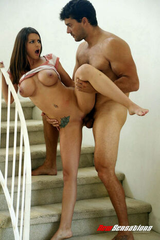 Huge-titted unexperienced Brooklyn deep-throats on the..