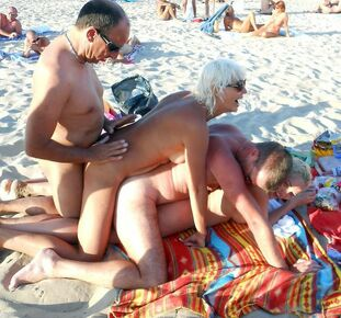 Mature dolls nudists and beach humping in these fledgling..