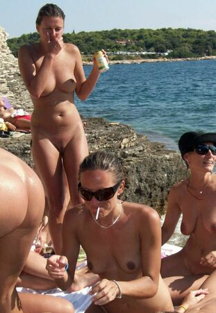 The attractive mom-nudists more super-hot images of..